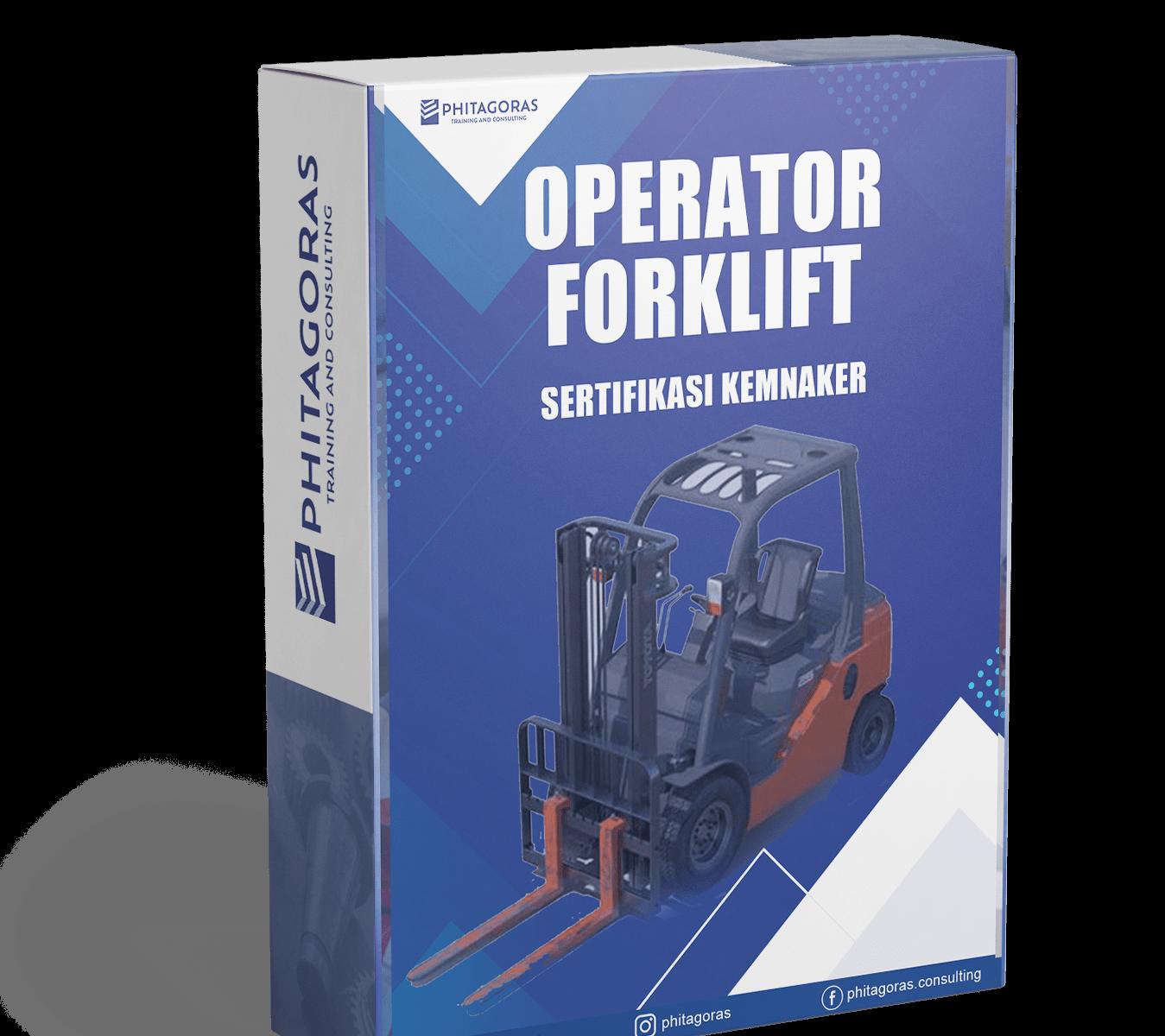 Training Operator Forklift Sertifikasi KEMNAKER